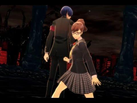 Persona 5 - Minato/Minako Mods