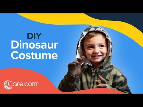 how-to-make-a-dinosaur-costume---easy-diy-halloween-|-care.com