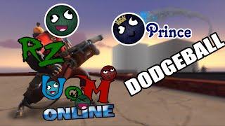 Dodgeball #1: Flying Rockets