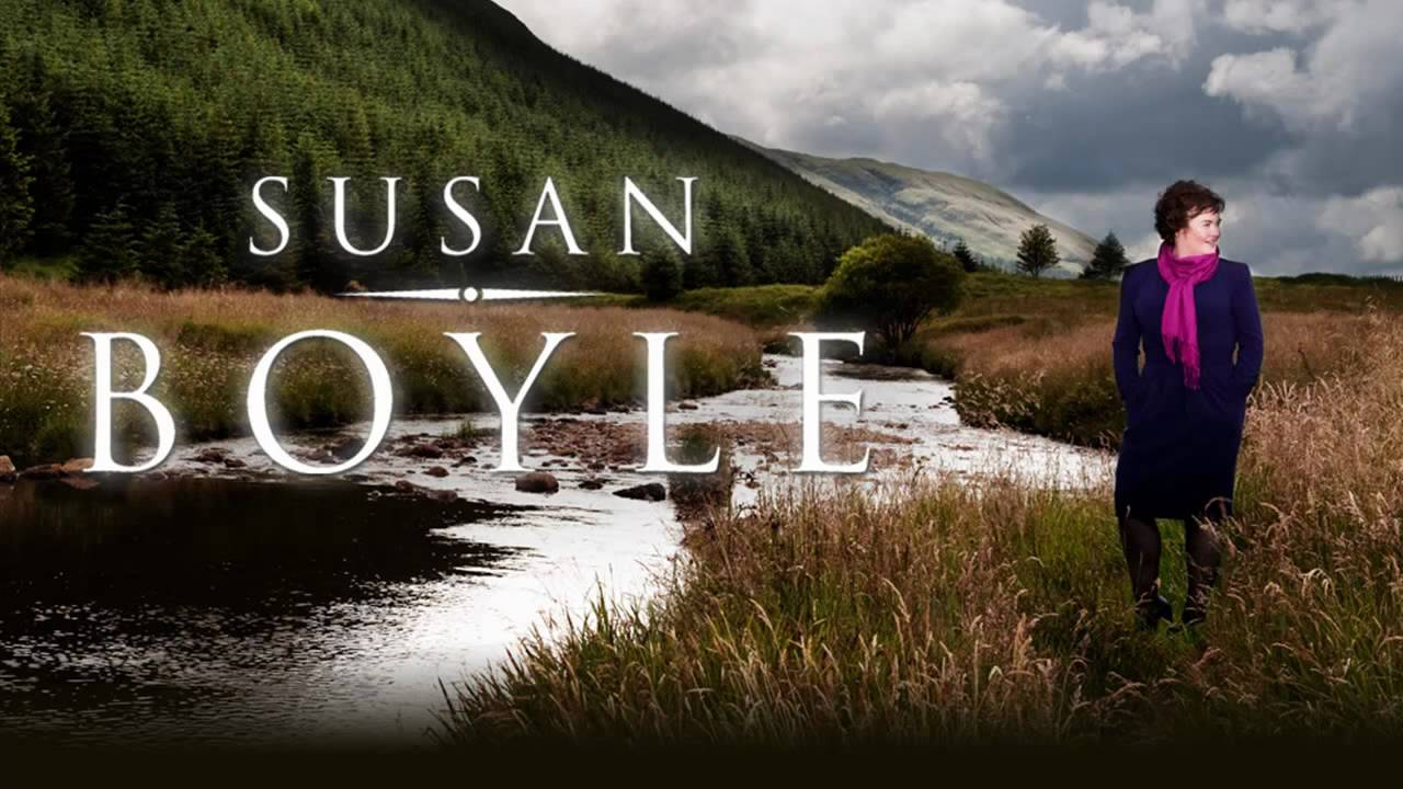 Susan Boyle Wild Horses NEW SINGLE first CD HD - YouTube