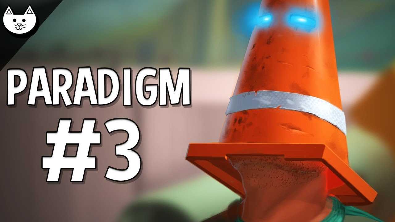 Paradigm - THE CONE - (Paradigm Gameplay Part 3) — SwingPoynt — Let's Play Hub — game ...