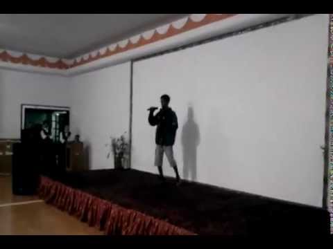 SUJAN RAHUL'S LOSE YOURSELF RAP FROM CHENNAI, M.C.C SCHOOL
