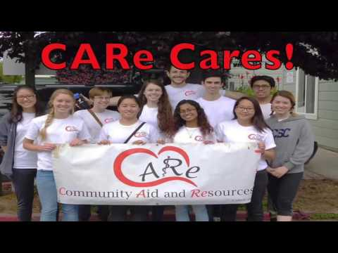 CARe: Community Aid and Resources