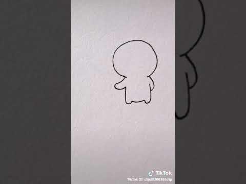 Cách vẽ hình ảnh cute