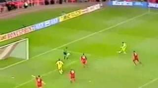 Tara Galilor(Wales)-ROMANIA 1-2 Qualifications World Cup 1994 2st half part2