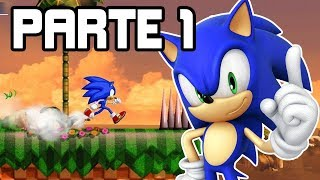 CÓMO NO HACER UN SONIC CLÁSICO | Sonic 4 Ep.I (PARTE 1) | Sergindsegasonic