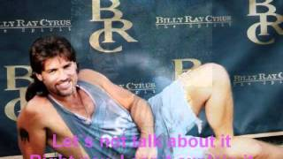 Billy Ray Cyrus - Touchy Subject YouTube Videos