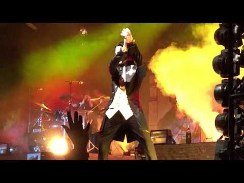 Ghost Zombie Queen Live in Denver at The Fillmore 2017