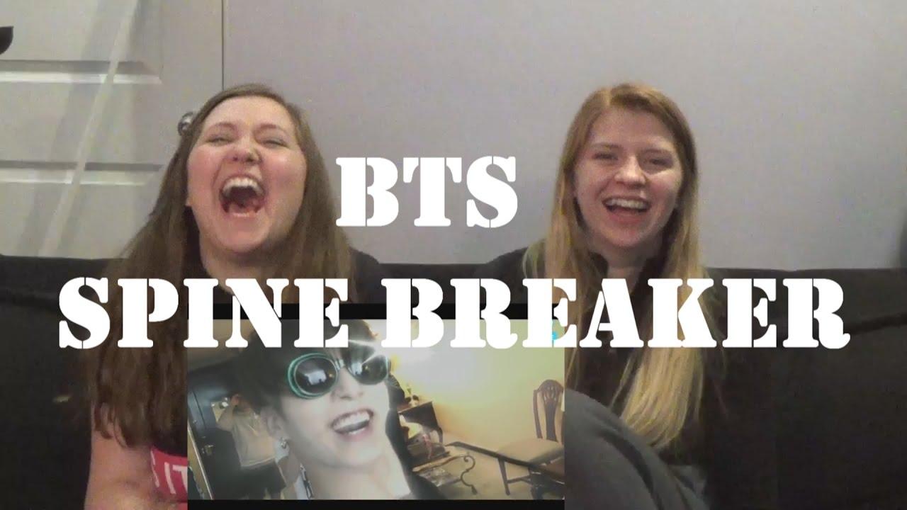 Bts Spine Breaker