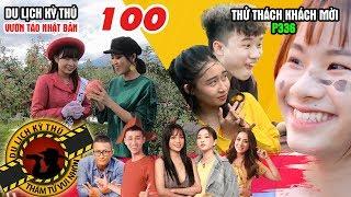 NHỮNG THÁM TỬ VUI NHỘN #100 UNCUT | Liêu Hà Trinh 'đọ sắc' HOA HẬU TÁO - P336 nhận thử thách của Fan