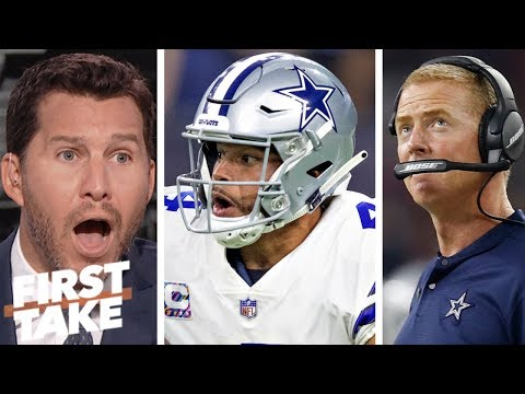 Dallas Cowboys are run by 'losers,' Jason Garrett era \'has to be over\' – Will Cain | First Take