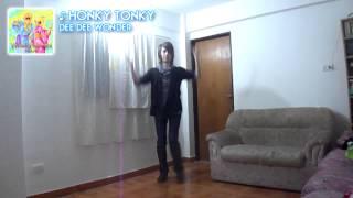 HONKY TONKY RADIO / DEE DEE WONDER  | パラパラ (振り付け: JOY)