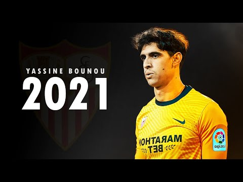 Yassine Bono - Smart & Amazing Saves 2021