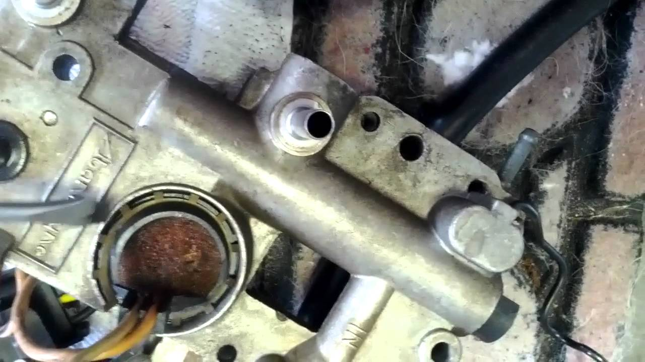 fuel filter housing jb weld [ 1280 x 720 Pixel ]