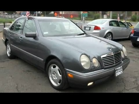 1997 mercedes benz e class e420 v8 youtube. Black Bedroom Furniture Sets. Home Design Ideas