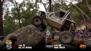 Tuff Truck Challenge 2016 - FULL TILT OFFROAD on Frame Twister