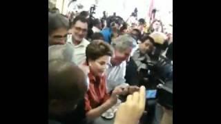 Tumulto na visita de Dilma a BH - Parte 3
