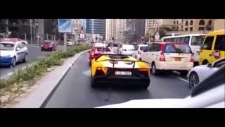 Expensive Luxury car crash fail Ferrari Bugatti Porshe Bentley Maserati Lamborghini Audi Mercedes