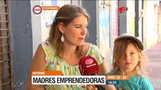 Buen día Uruguay - Madres emprendedoras 10 de Enero de 2017