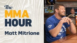 Matt Mitrione Says it was 'Difficult at Times to Stay Motivated' for Second Fedor Camp