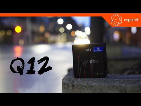Soundpeats Q12 - 30$ Jaybird Killer?