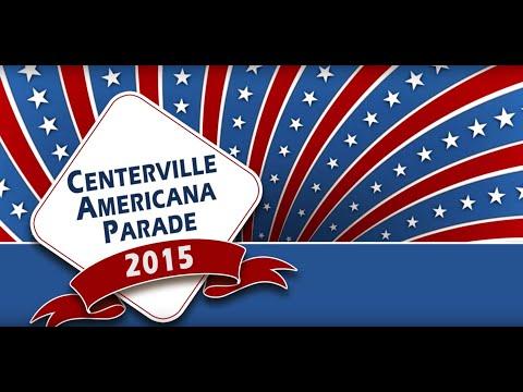 The Centerville-Washington Township Americana Festival Parade 2015