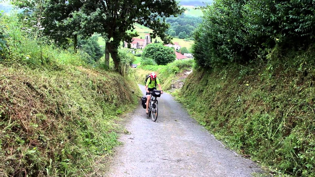 Camino Del Norte July 2017 Camino Del Norte 2013 Irun To Fisterra On Bikes