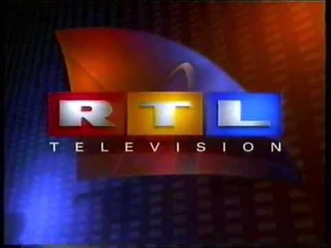 RTL Television - Senderident 1992