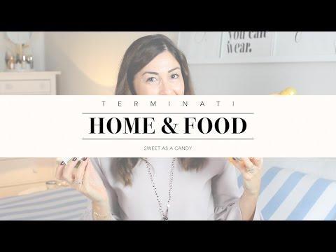 HOME & FOOD | Terminati casa