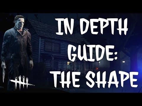 In Depth Guide: The Shape - Dead by Daylight