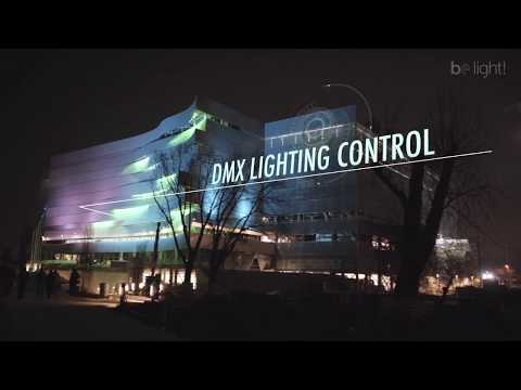 Lights of Danube Arena