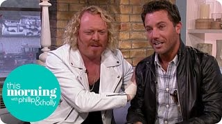 Keith Lemon Says Gino Is From Sheffield | This Morning
