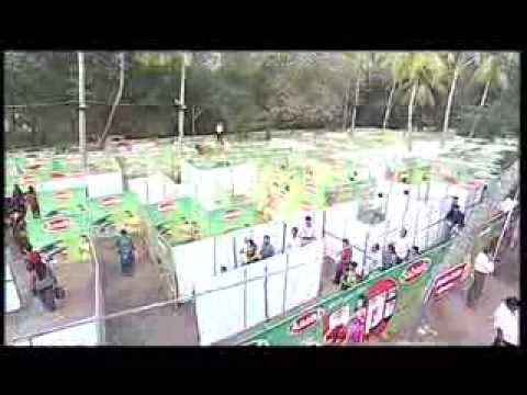 Maze Game in Dinamalar Smartshoppers Expo