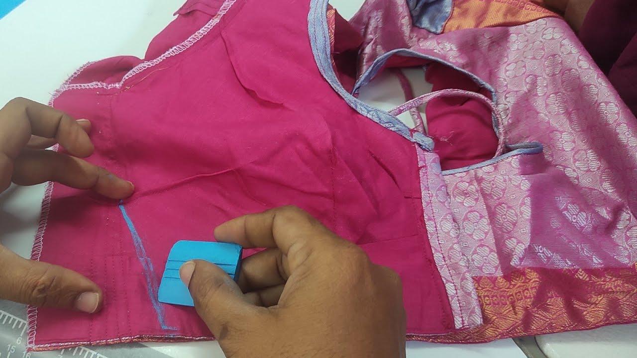 💥tailoring stitching tips in telugu/pasha tailors,