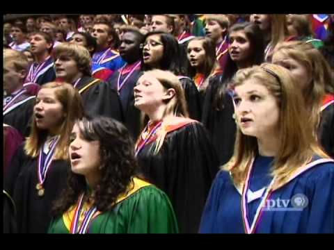 2010 Iowa All-State Chorus: You Are The Music