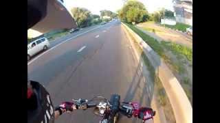 Motorized Bicycle Ride GoPro HD Hero 2 (29.06.13)