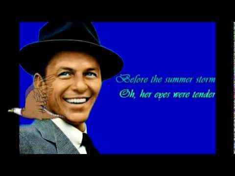 Love's been good to me - Frank Sinatra + lyrics