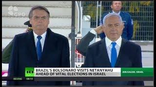 Why did Netanyahu call Putin? RT exclusive