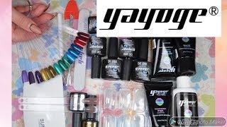 Yayoge | Товары для маникюра и наращивания