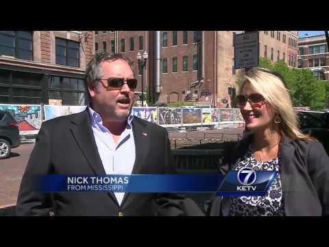 Berkshire Hathaway shareholders weekend brings visitors from around the globe