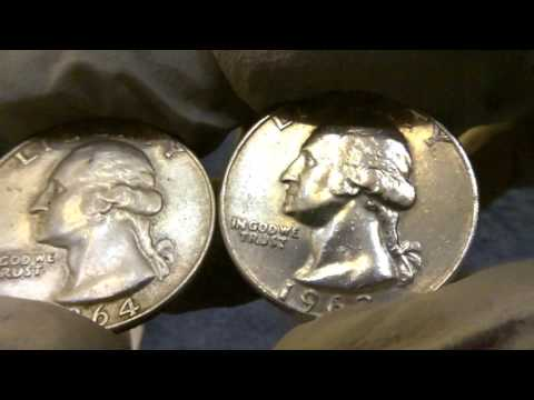 💰Cleaning Junk Silver