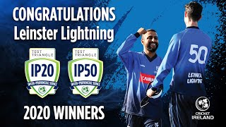 Test Triangle Inter-Provincial Series: Trophy Presentation (IP50 and IP20)