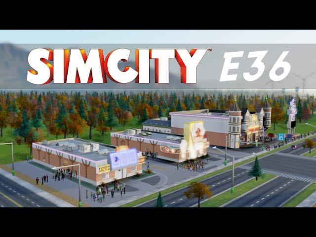 SimCity - E36 - Upgrades bij de Gokhal (IkBenJeGame)