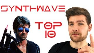 TOP 10 SYNTHWAVE / RETRO ELECTRO ARTISTS