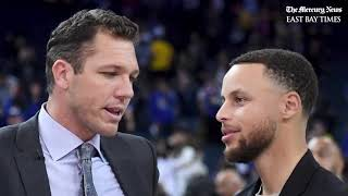 Golden State Warriors' Stephen Curry on Luke Walton assault allegations