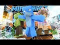watch he video of TSUNAMI CHALLENGE - FNAF PIZZERIA HIT BY THE WAVE - Minecraft w/ Little Kelly, Tiny Turtle Sharky