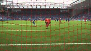 FIFA 15 DEMO PC GAMEPLAY on R7 250