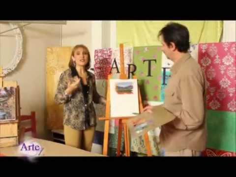 Claves de un fondo para pintar al leo con esp tula youtube - Unas modelos para pintar ...