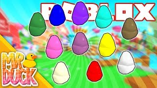 HOW TO FIND ALL EGGS IN ROBLOX MEEPCITY EGG HUNT 2019! - EGG HUNT TROPHY, EASTER FURNITURE!
