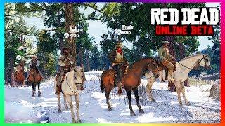 RED DEAD: ONLINE - RELEASE DATE BESTÄTIGT! (RDR 2)